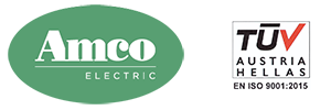 AMCO ELECTRIC Logo